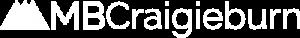 MB Craigieburn Logo White